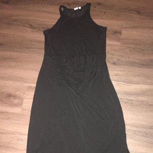 Gap Womens Black Maxi Dress Size Large